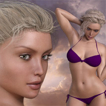 Erica for Genesis 3 Female image 4