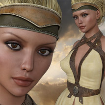 Erica for Genesis 3 Female image 6