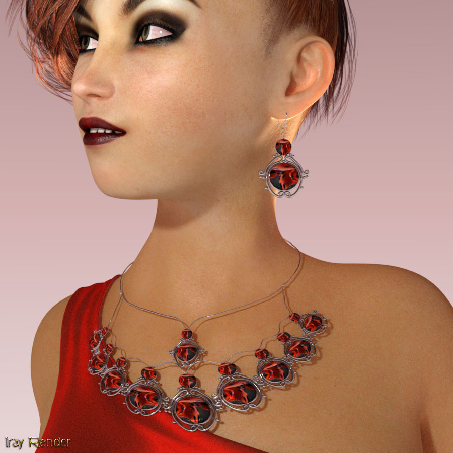Valyn Jewels for G3F