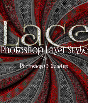 Lace Styles  2D Graphics Merchant Resources antje