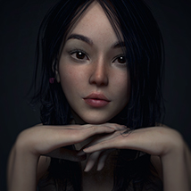 SC - Ayako for G3F image 1