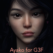 SC - Ayako for G3F image 3