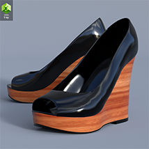 Faux Wedge image 1