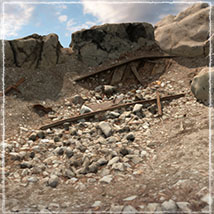 Photo Scenery: Old Silver Mine image 2