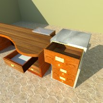 Office Furniture Pack A image 5