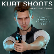 DTG Studios' Kurt Shoots - Expressions for G3M image 1