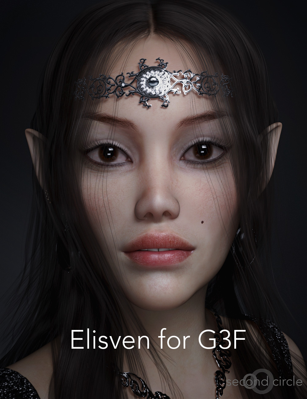 Elisven for G3F by secondcircle