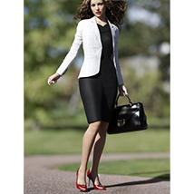 Business Outfits Package for Genesis 3 Females image 11