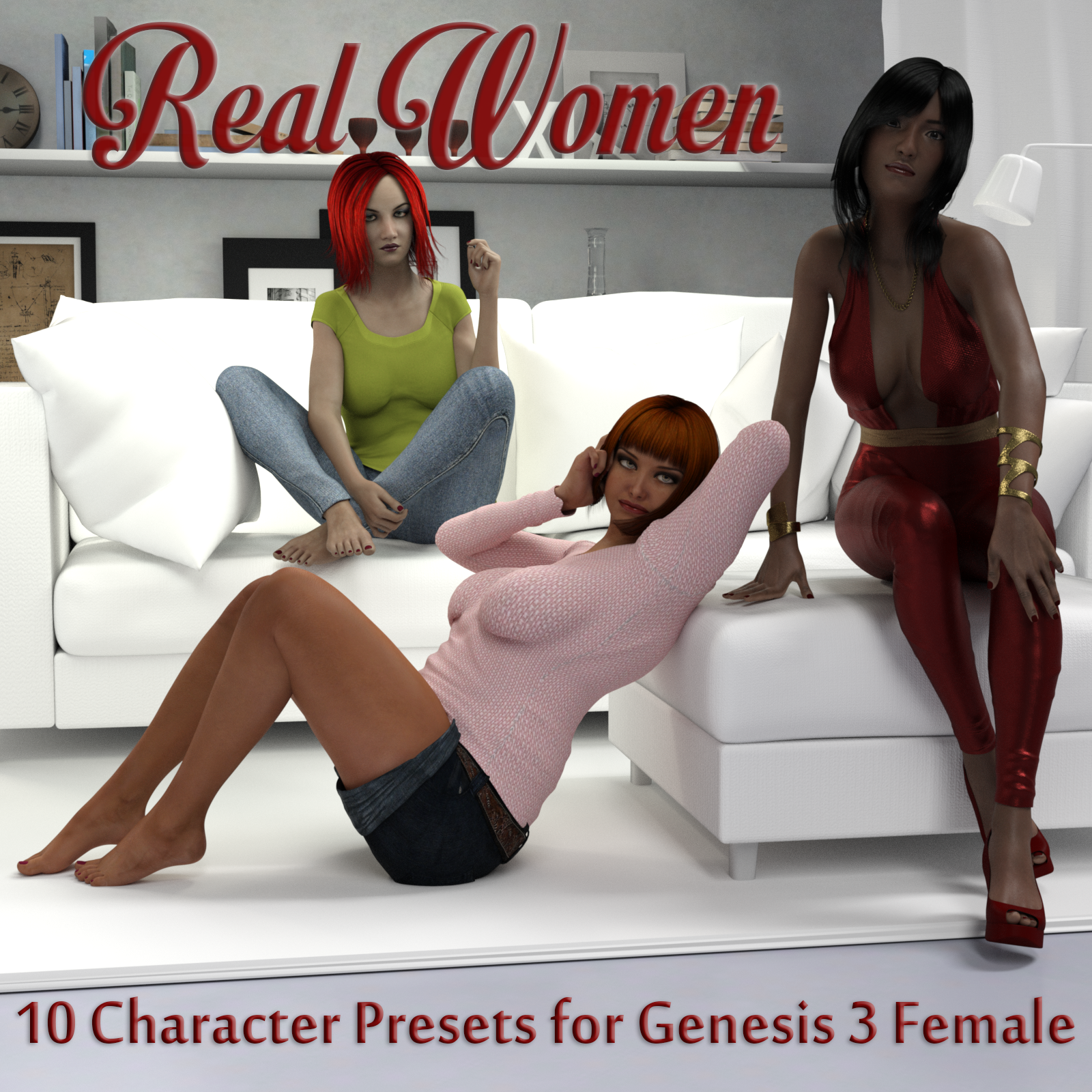 Real Women by AliveSheCried