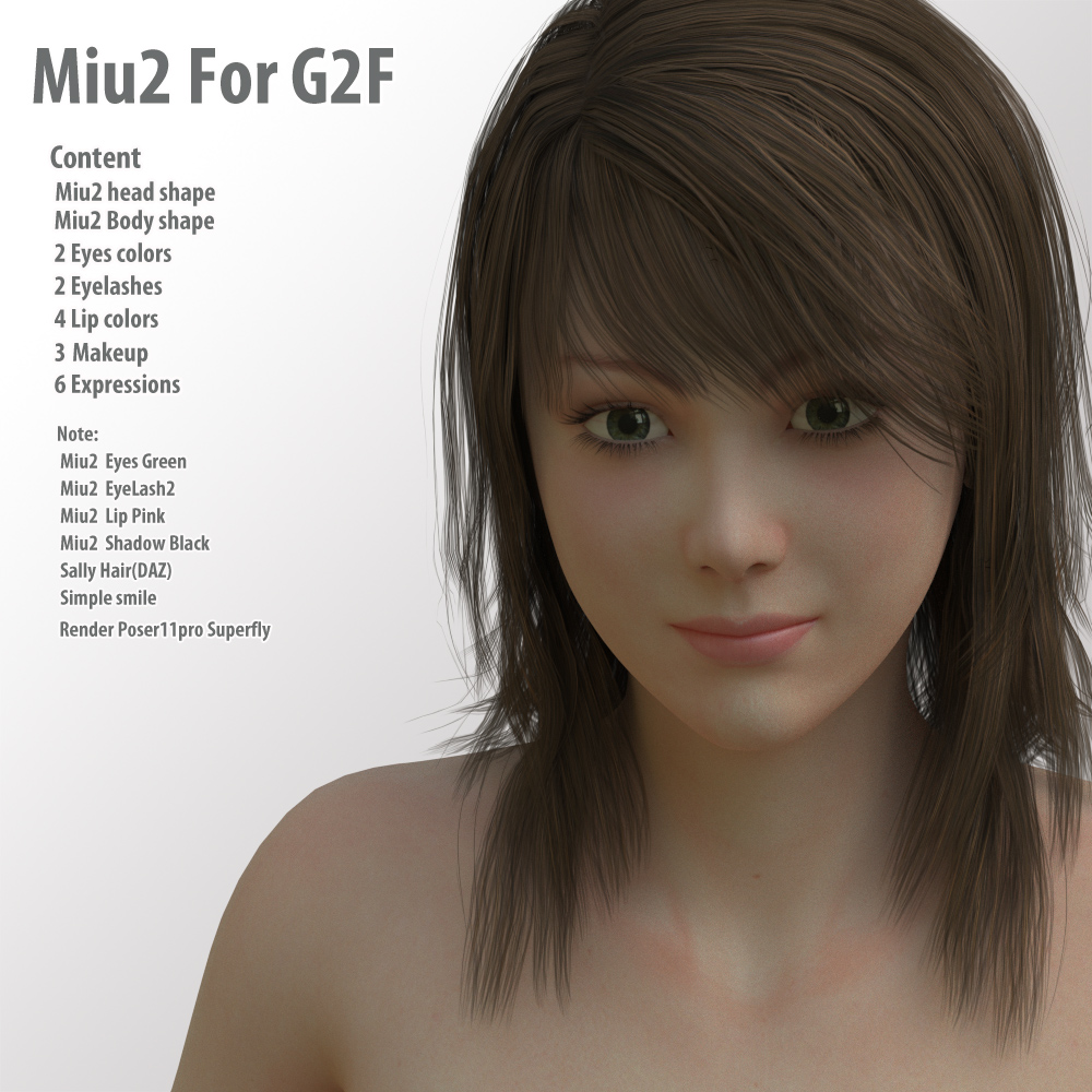 Miu2 for G2F