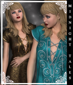 Midnight Tales for Lonely Night III 3D Figure Essentials sandra_bonello