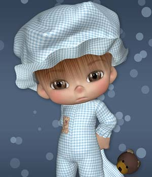 Bedtime 3D Figure Essentials Leilana