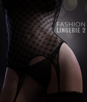 Fashion Lingerie 2 for G3F