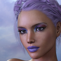 Ana for Genesis 3 Female image 3