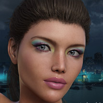 Ana for Genesis 3 Female image 5