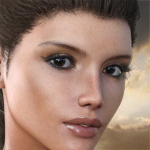 Ana for Genesis 3 Female image 8