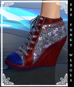 Step by Step for Funku Wedges 3D Figure Essentials sandra_bonello