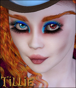 Tillie 3D Figure Essentials TwiztedMetal