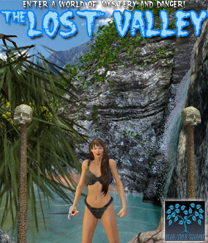 Lost Valley 3D Models BlueTreeStudio
