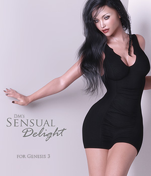 DM's Sensual Delight 3D Figure Essentials DM