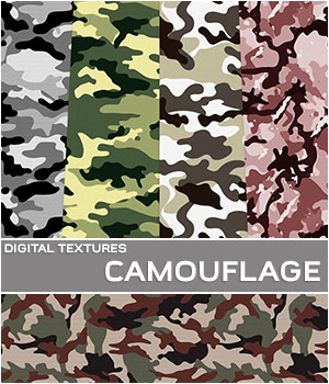 DP - Camouflage 2D Graphics Merchant Resources Atenais
