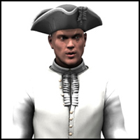 American Revolution soldiers - Extended License image 2