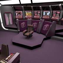 Starship Bridge 12 (for DAZ Studio) image 3