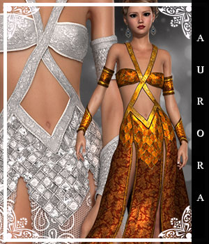 Aurora for Morning Star 3D Figure Essentials sandra_bonello