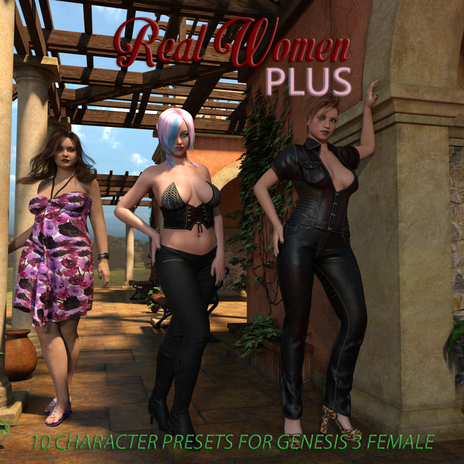 Real Women Plus by AliveSheCried