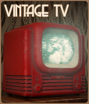 Vintage TV 3D Models Toffanello