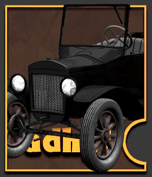 1922 Ford T touring - Extended License - gaming - adh3d