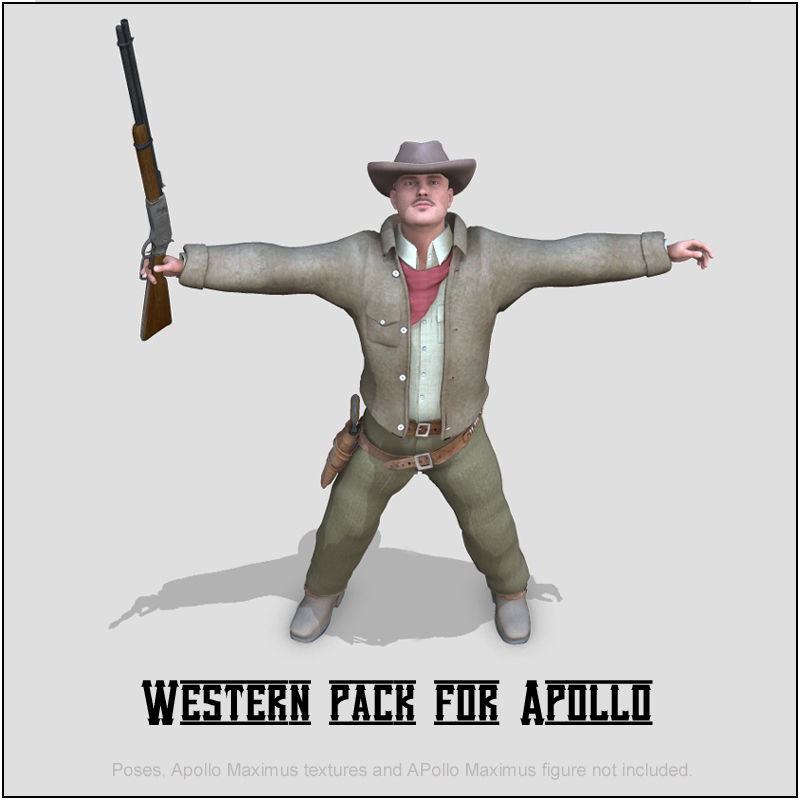 Western Pack for APollo - Extended License