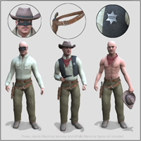 Western Pack for APollo - Extended License image 2