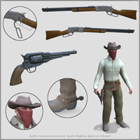Western Pack for APollo - Extended License image 3