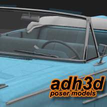 1963 Ford Galaxy - Extended License image 3