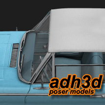 1963 Ford Galaxy - Extended License image 5