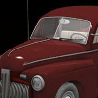 1942 Ford Fordor 3 in 1 - Extended License image 1