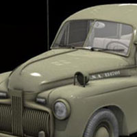 1942 Ford Fordor 3 in 1 - Extended License image 3