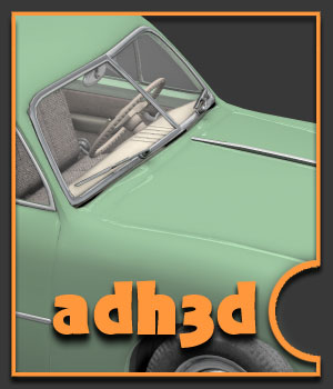 1949 Ford Tudor - Extended License - gaming - adh3d