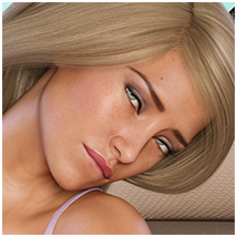 Z Da Bomb - Expressions for the Genesis 3 Female(s) image 6