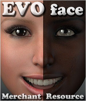 EVO face - Merchant Resource