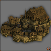 Medieval Small Castle image 1