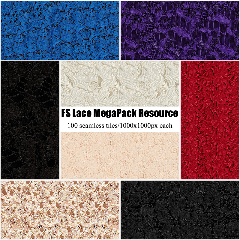 FS Lace MegaPack Resource