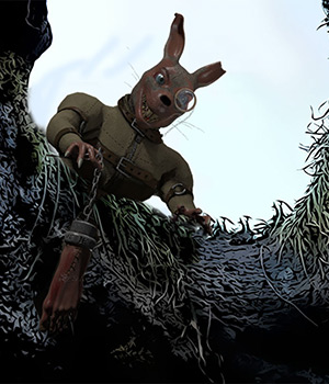 MAD Rabbit 3D Models RPublishing