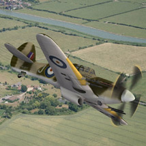 Hurricane Mk IIc Tank-Hunter (for Poser) image 4