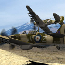Hurricane Mk IIc Tank-Hunter (for Poser) image 5