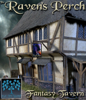 Raven's Perch Fantasy Tavern 3D Models BlueTreeStudio