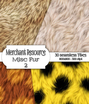 MR- Misc Fur 2 2D Merchant Resources antje