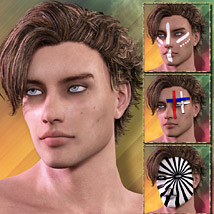 Elijah for Genesis 3 Male image 2