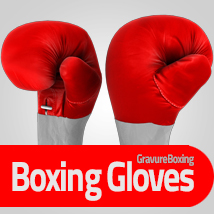 Boxing Gloves - Extended License 3D Models Extended Licenses gravureboxing